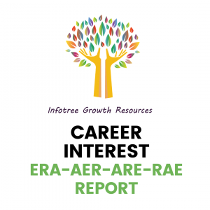 ERA-AER-ARE-RAE Career Interest Report